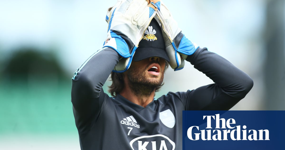 Foakes' dressing-room slip lets Billings and Hameed into England Test squad