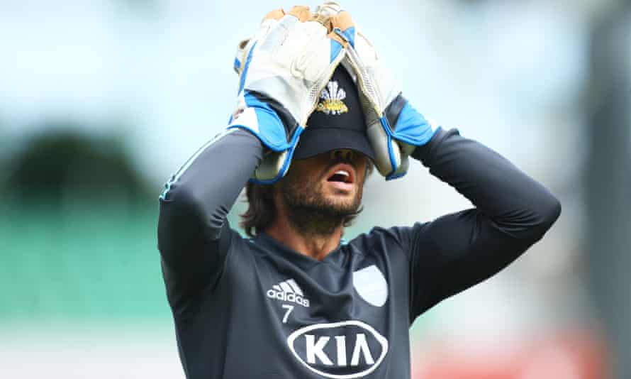Ben Foakes has had to withdraw from the England Test squad.