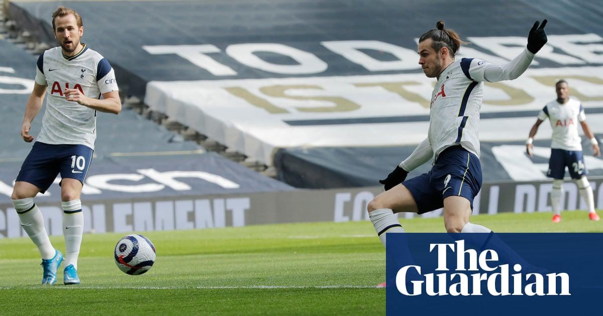 Gareth Bale hits two as Tottenhams revamped attack blows Burnley away