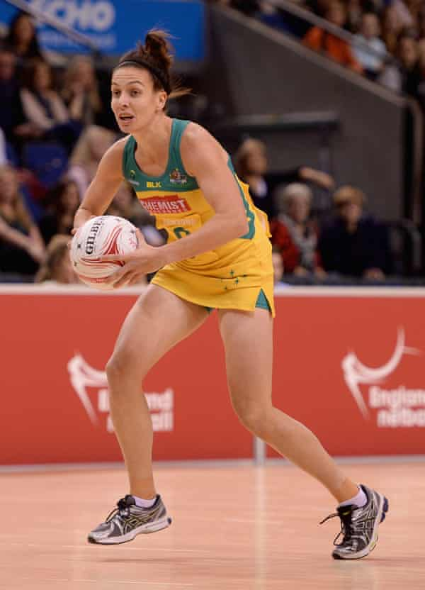 Brazill represented Australia during the recent international series in England.