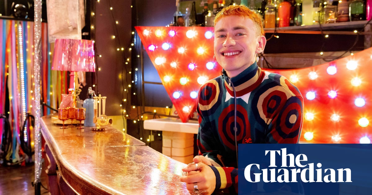 Olly Alexander tipped to be the next Doctor Who