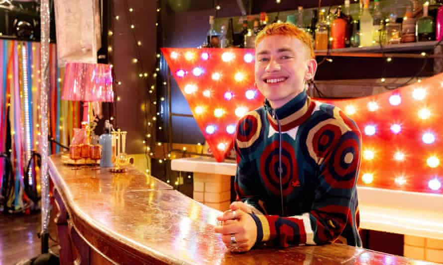 Olly Alexander, 30, is said to be thrashing out a deal with the BBC.