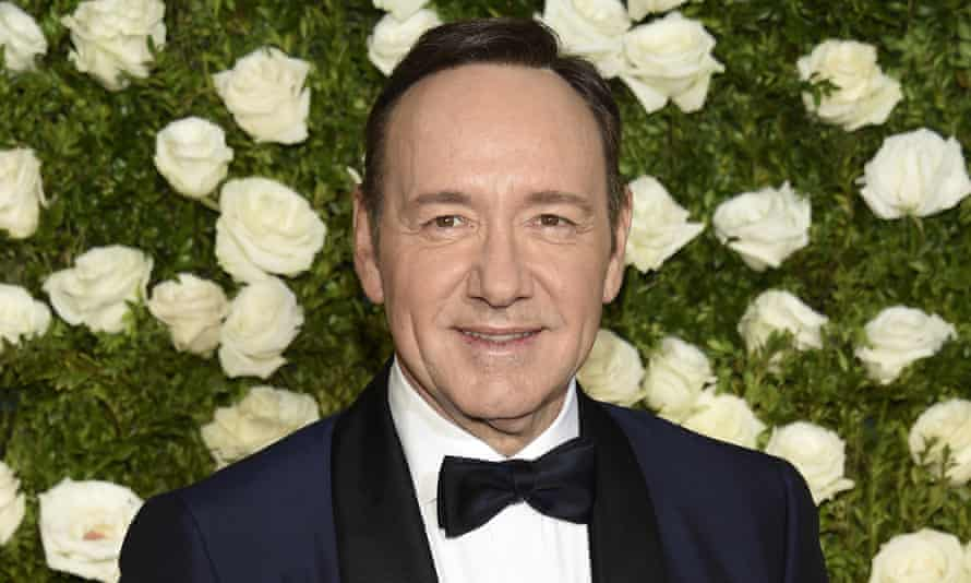 Kevin Spacey faces criticism for his apology