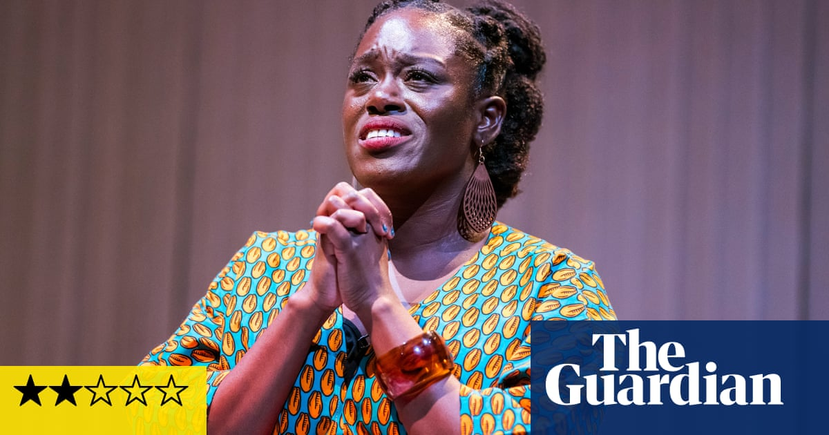 Notes on Grief review – Chimamanda Ngozi Adichie essay sketched on stage