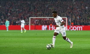 Callum Hudson-Odoi helped create Willian's goal against Lille
