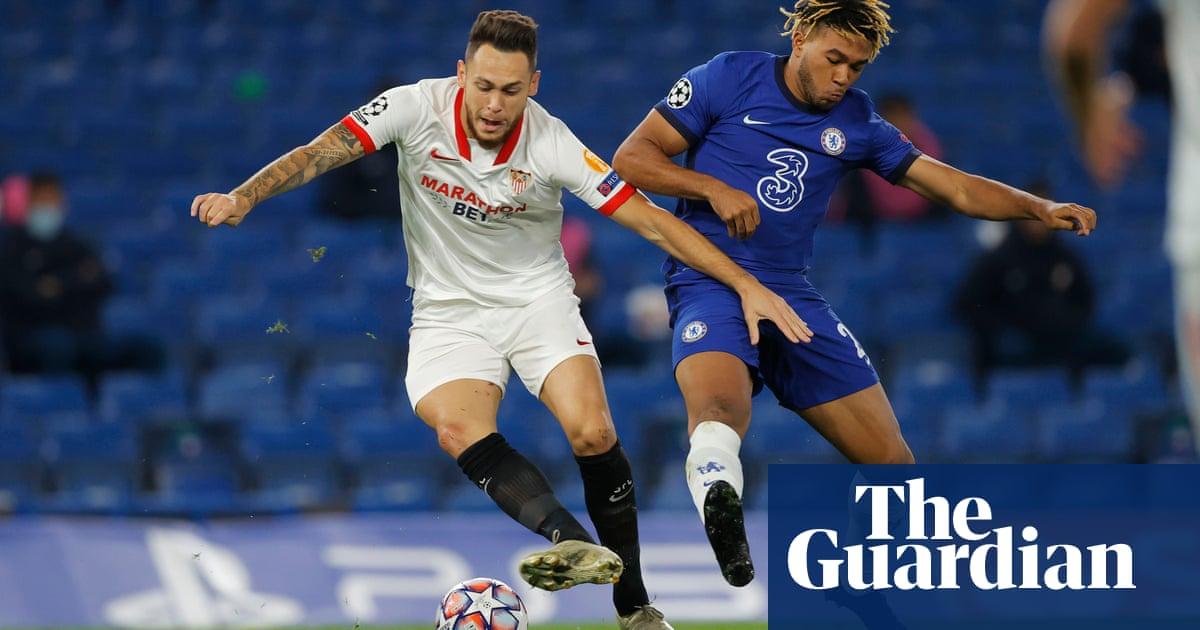 Édouard Mendy keeps it clean as Chelsea shut out Sevilla