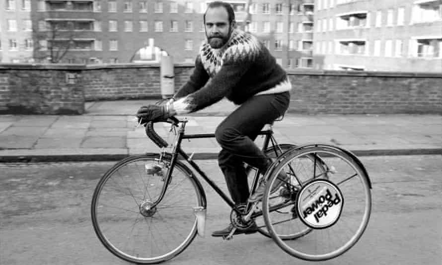 Richard Ballantine in 1975.