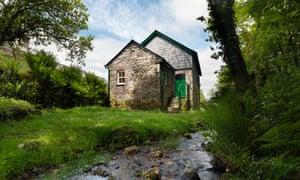 The Chapel, Lettaford, North Bovey, Devon
