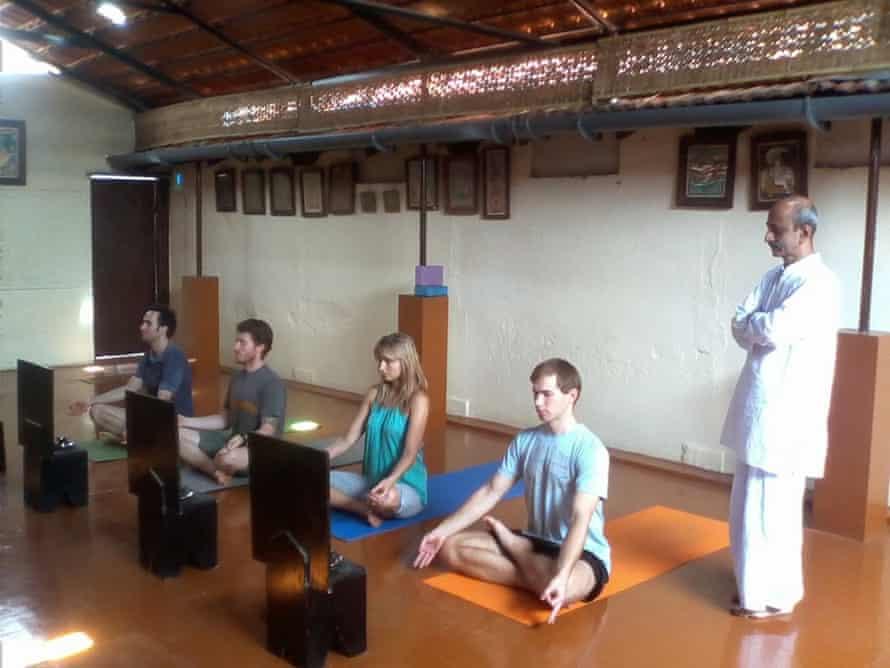 Mysore Mandala yoga centre, Mysore, Karnataka