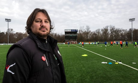 The New Saints' Craig Harrison: 'People started talking about Ajax in the 1970s and Johan Cruyff. It was surreal'