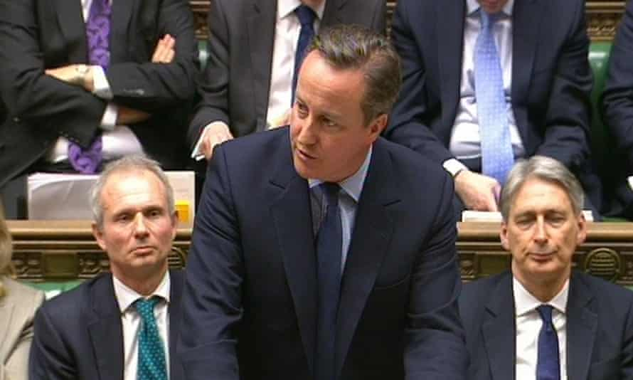 David Cameron dismissed the idea that voters would be confused.
