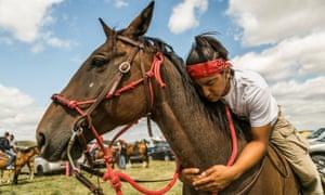 Vincent Night Horse Fox, 25 White Shield, North Dakota