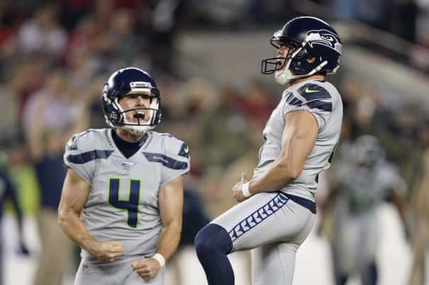 Seattle Seahawks Hand 49ers First Loss On Jason Myers Last