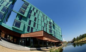 Student accommodation at Queen Mary University