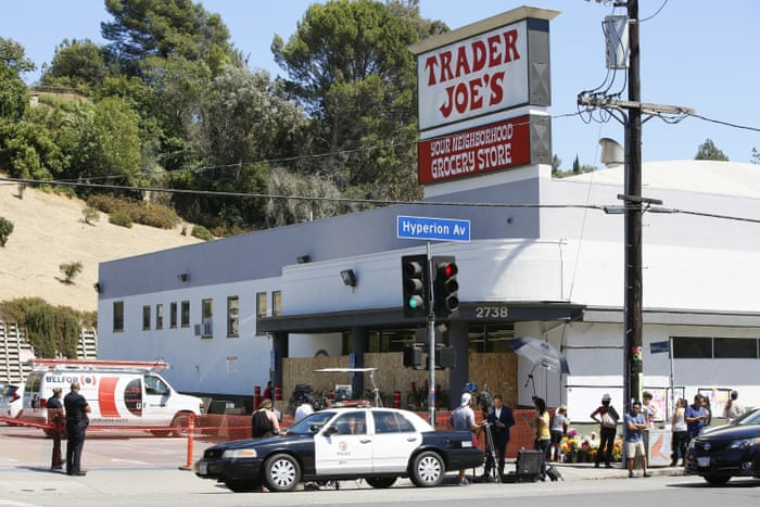 A Trader Joe's shootout, an innocent death, and soul searching for