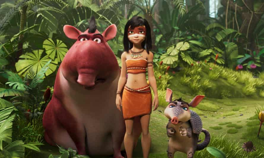 Ainbo: Spirit of the Amazon review – a magical tale with a sense of  adventure | Movies | The Guardian