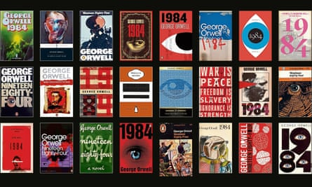 The many faces of Nineteen Eighty-Four.