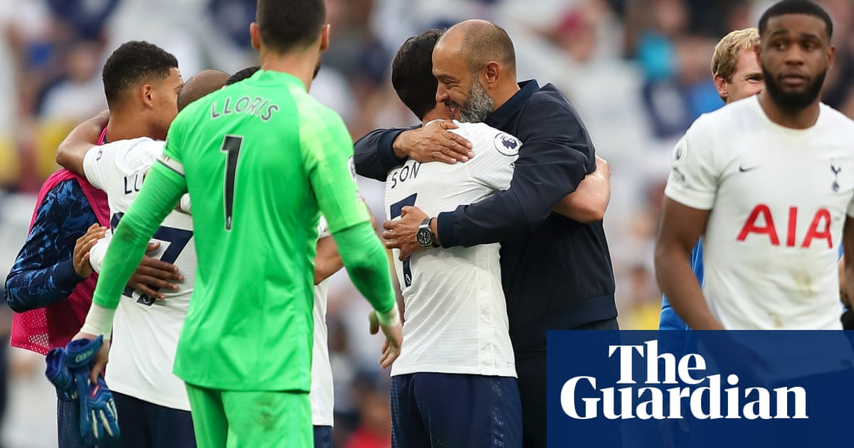 Nuno expects Kane to 'get ready' after Spurs upset Manchester City
