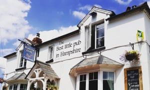 The Wonston Arms in Hampshire