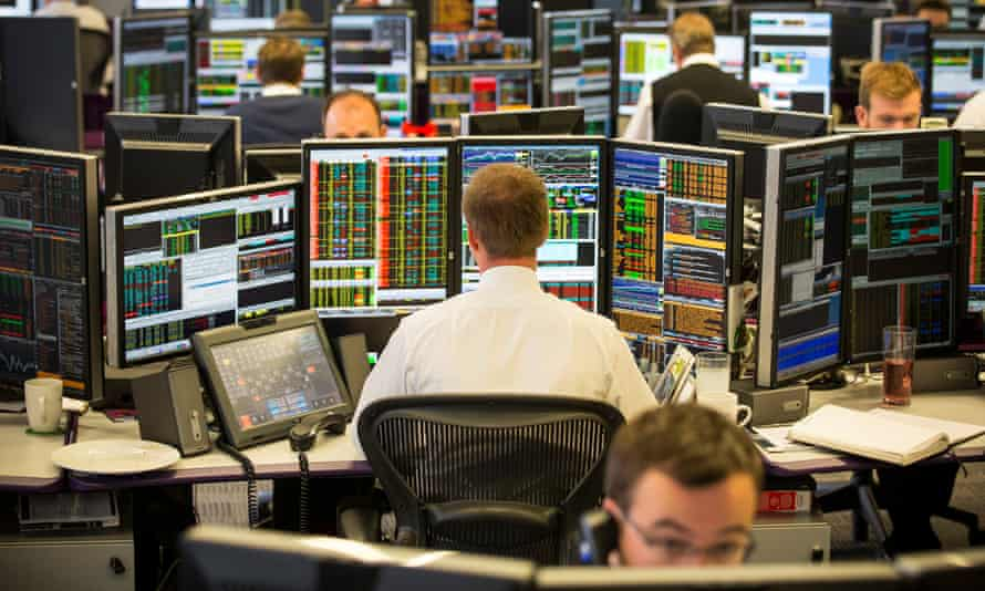 Traders work in the City of London. The financial list will hear disputes from the equity, derivatives, foreign exchange and commodity markets.