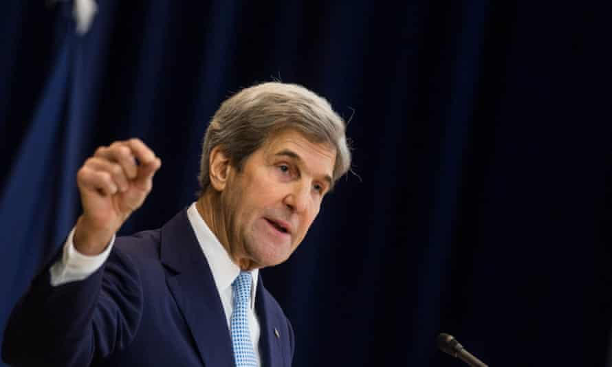 John Kerry is not the first US statesman to lay out a Middle East peace plan just as he is about to leave office.
