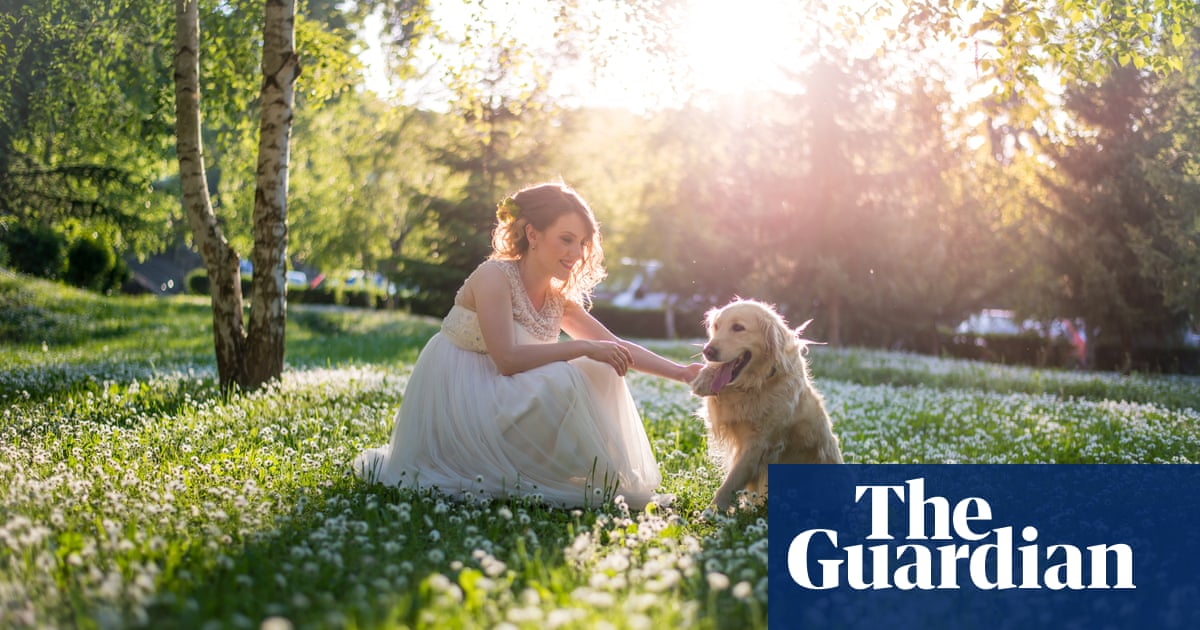 Why would a woman marry her dog?