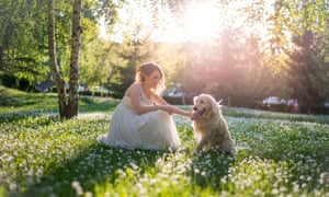 'I now pronounce you good boy and wife': there are a number of women who have married dogs.