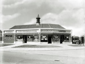 Derby Co-operative Society opened many small stores such as this one all around the town in the 1930's