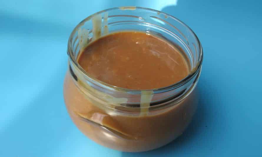 Rosie Birkett's peanut butter