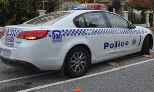 SA police generic