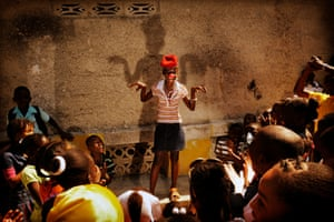 My-Taelle, 10, Haiti