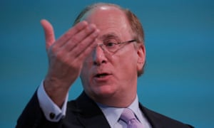 Larry Fink, CEO at BlackRock