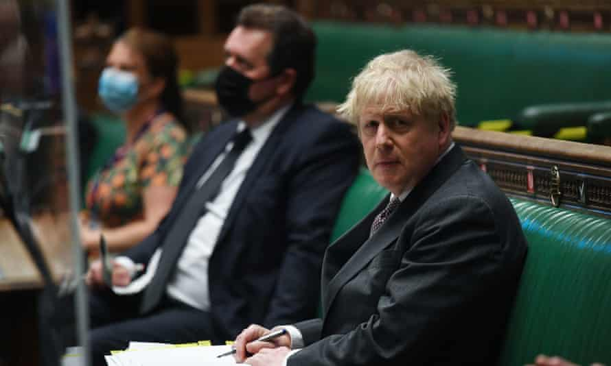 A defiant Boris Johnson said he would publish his text messages and make no apology for the exchanges.