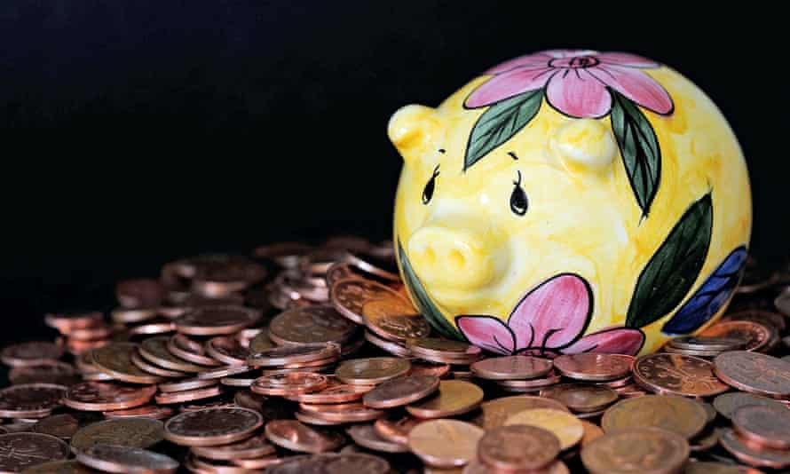 There are savings accounts paying as little as 0.05%.