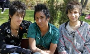 Iranian youths
