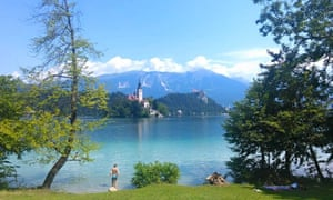 Camping Bled in Slovenia