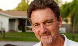 Former NFL player Neil O'Donoghue