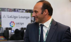 Ramon Vega, former Tottenham defender and Fifa presidential candidate