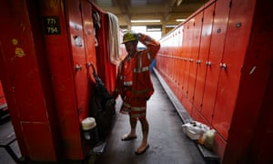 Kellingley colliery closure