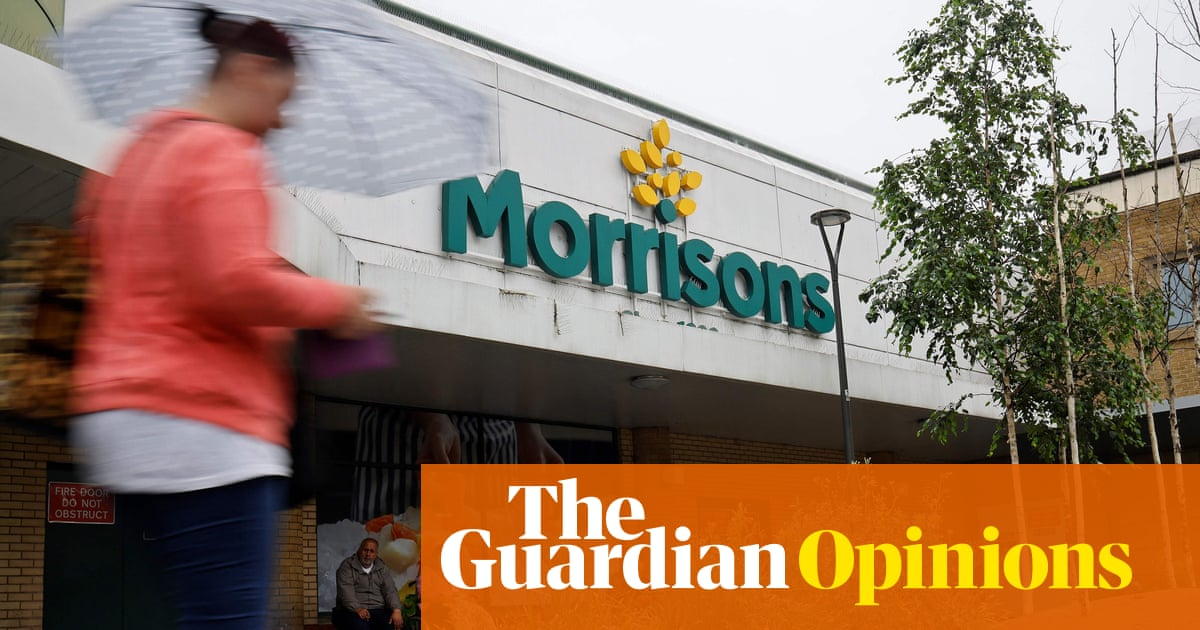 Morrisons shouldn't capitulate in another depressing takeover saga