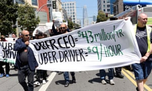 'Corporations have worked secretively to pass laws that would misclassify certain types of employees as independent contractors. The effects on black workers over-represented in those jobs would be an immense step backwards for racial equity and civil rights.'