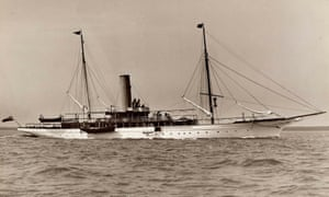 The Iolaire in 1908