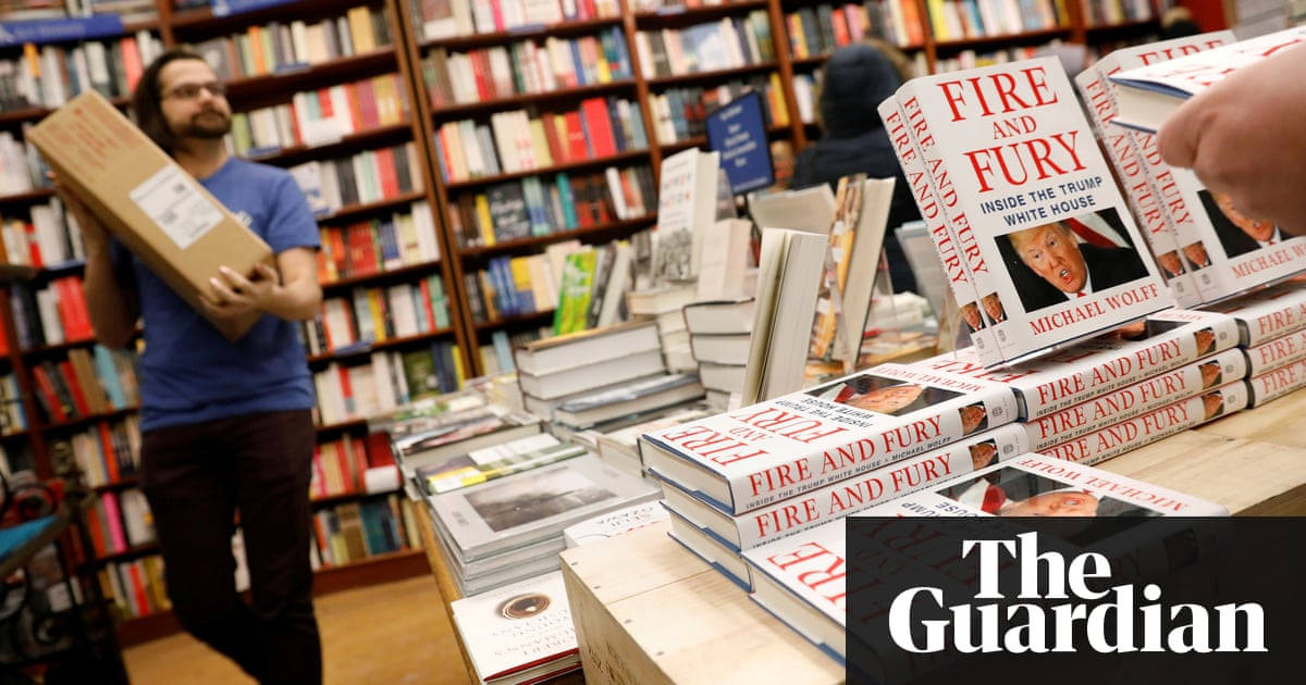Fire and fury flies off shelves with publisher rushing to print fire and fury flies off shelves with publisher rushing to print 1m copies books the guardian fandeluxe Choice Image