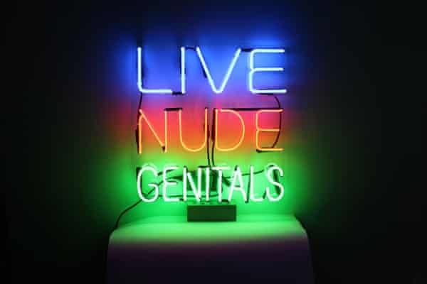 Angelo Madsen Minax - Live Nude Genitals