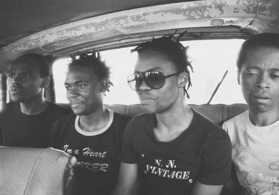 Vintage by Sabelo Mlangeni, 2009
