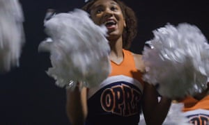 Tiara Oliphant in a still from America to Me.