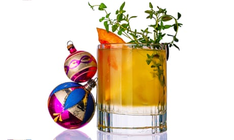 Christmas cheer: seven cocktails from Mr Lyan