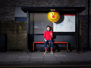 Comedian, television presenter, screenwriter, director and actor, Simon Amstell
