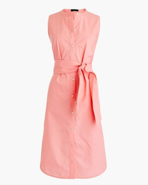 Shirt dress, £88, jcrew.com