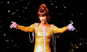 'They'll never take my dignity' ... Whitney Houston rendered as a hologram.